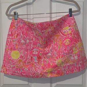 Lilly Pulitzer More Kinis in the Keys - Jan. Skort